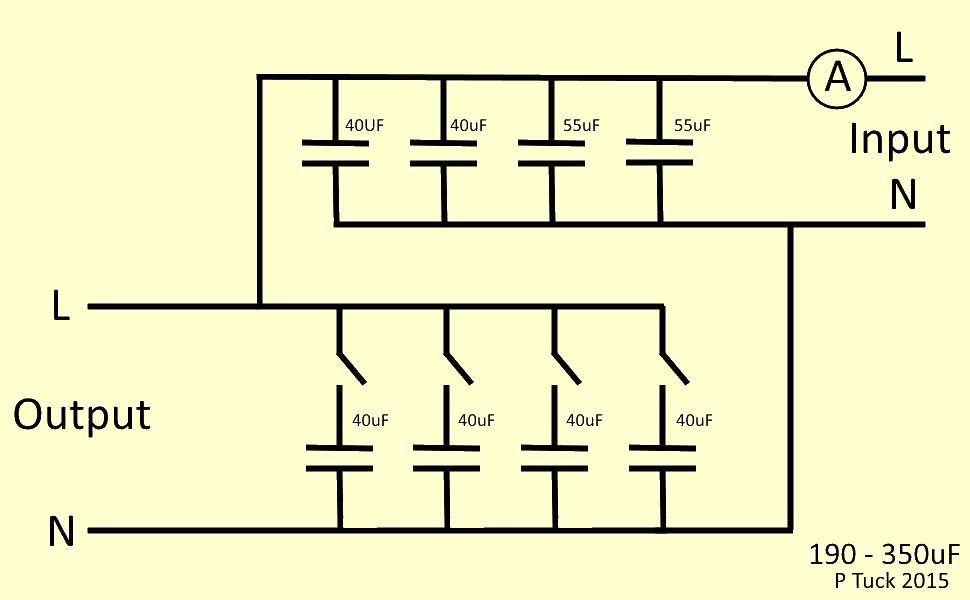 Power factor correction circuit